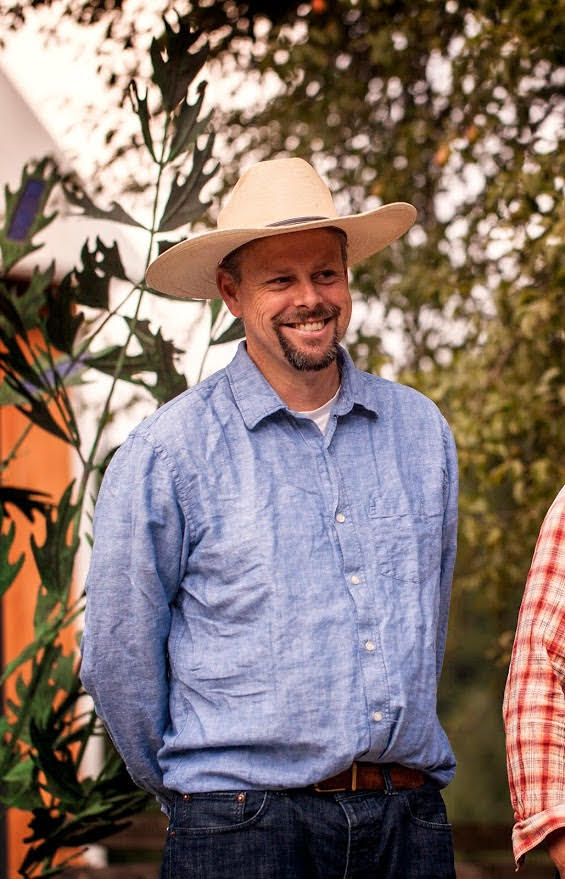 Brian Marcy, winemaker at Big Table Farm, is one of the great talents in Oregon.