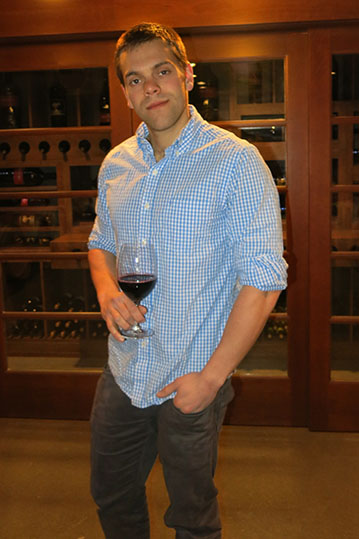 Andrew Januik is one of the great young winemaking talents in Washington