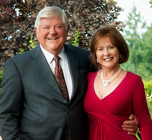 Ken and Grace Evenstad, Domaine Serene proprietors, have recently generously donated the largest amount of money to wine education in Oregon state history.