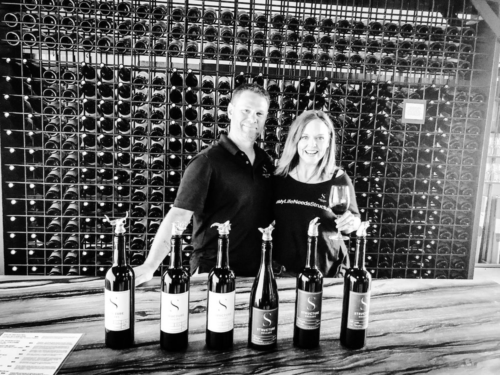 Brian and Brandee Grasso are some of the nicest people in Washington wine. They have a great, not to be missed, lineup of 2016 Washington red wines.