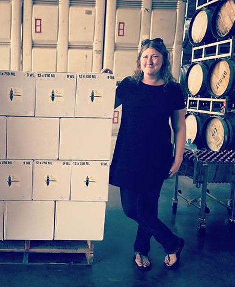 Jacki Evans crafts some outstanding wines for Owen Roe and a new project, Sin Banderas.