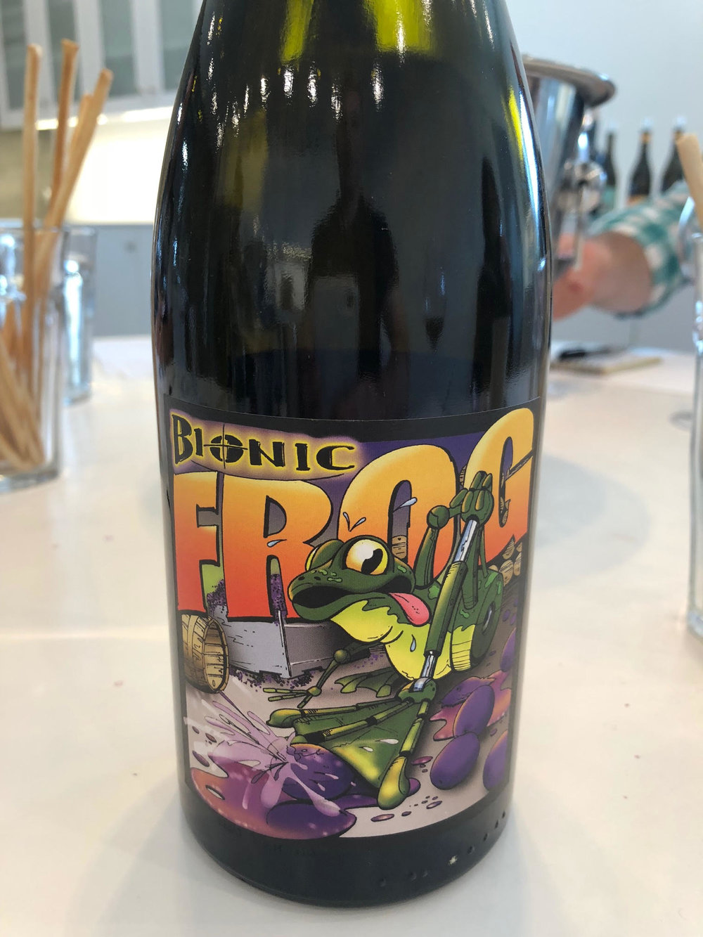 Cayuse Bionic Frog 2010.jpg