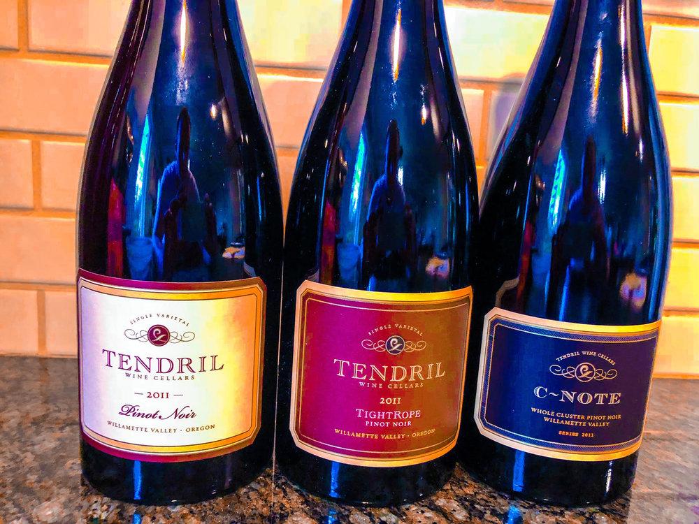 Tendril 2011 Pinots.jpg