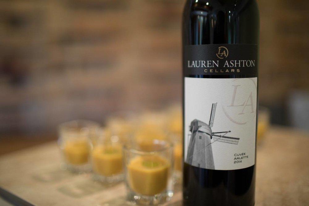 Lauren Ashton Cellars 2014 'Cuvee Arlette'.jpg