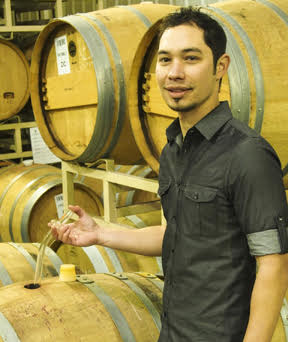 Rob Campisi crafts some outstanding new wines for Dunham Cellars.