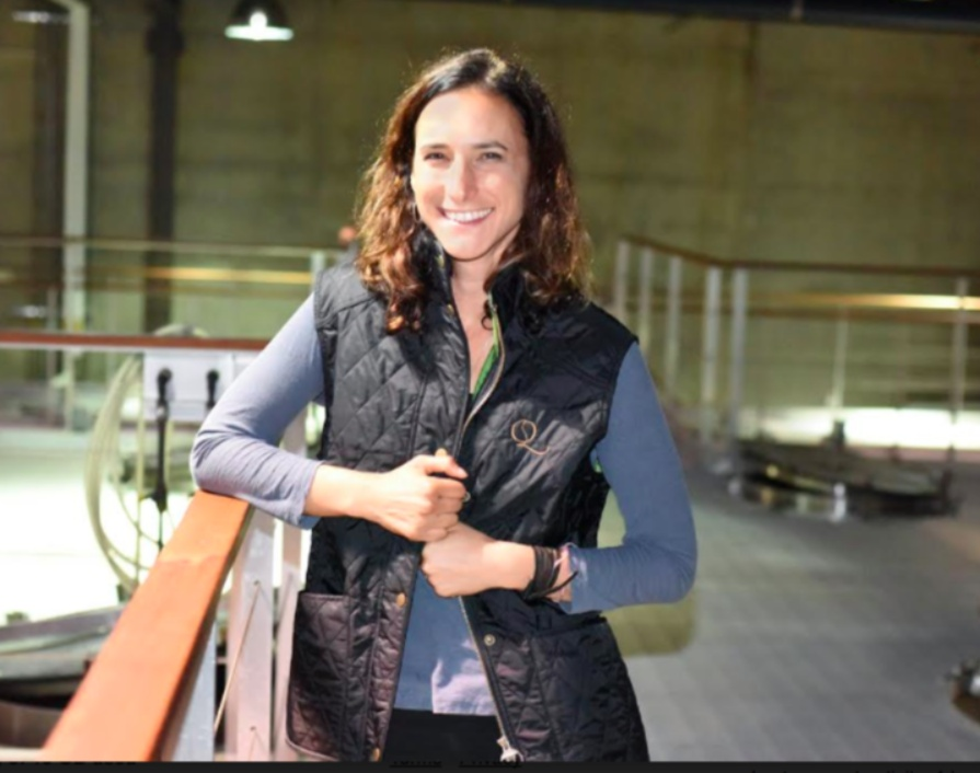 Rebekah Wineburg is the talented winemaker behind the gorgeous new 2015 Quintessa Red Wine.