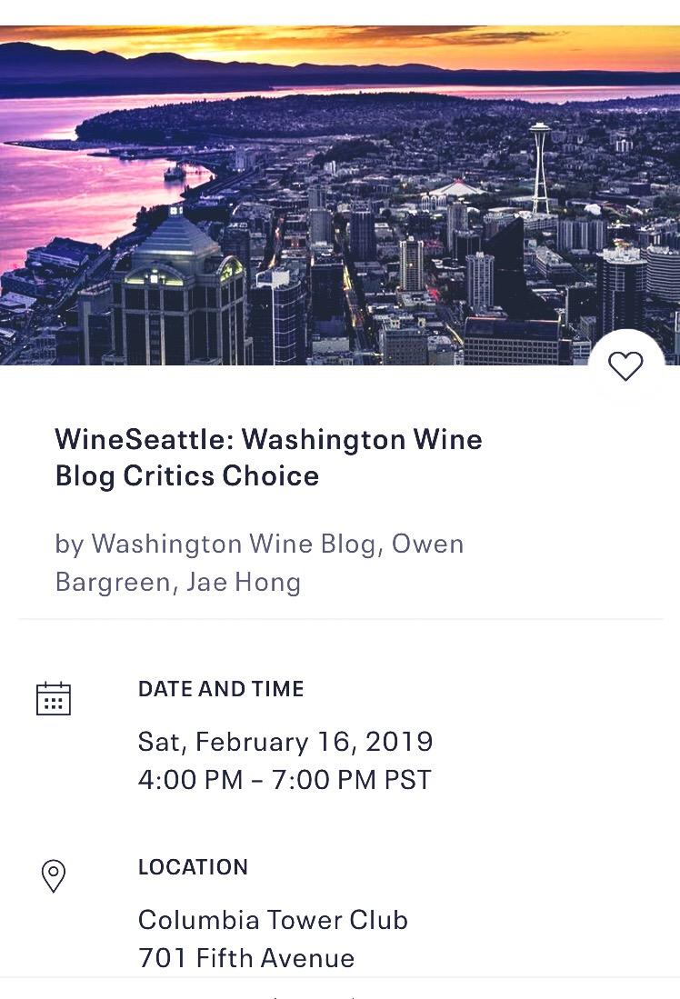 2019 Washington Wine Blog Critic's Choice of Washington.JPEG