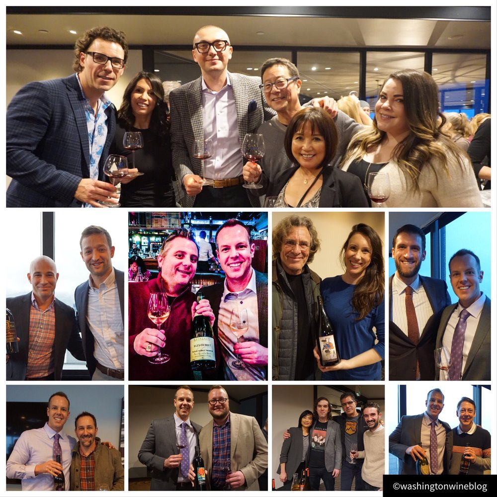 A few photo highlights of many of what was a beautiful 2019 WWB Critic's Choice of Washington event.
