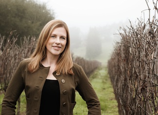 Katy Wilson is the talented winemaker behind her beautiful new LaRue Sonoma Coast Pinot Noirs.