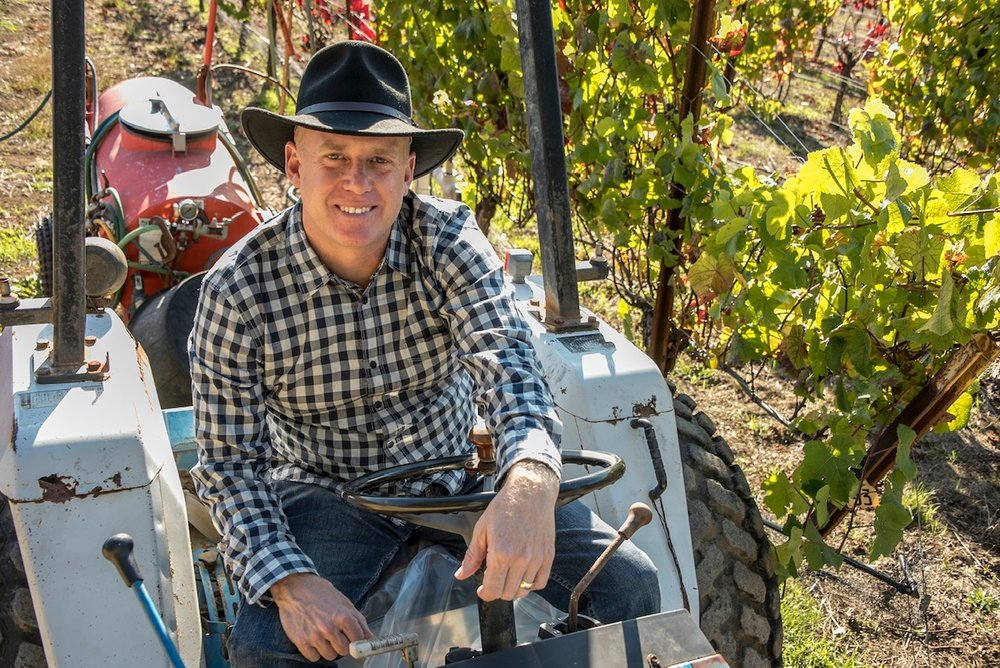 Ross Cobb is the talented winemaker behind all Cobb Wines.