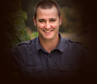 The talented Bryan Weil oversees winemaking at Alexana.