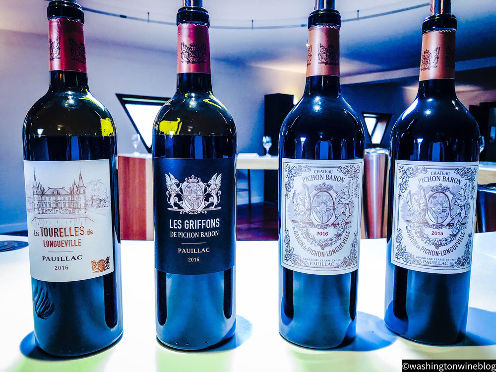 Chateau Pichon Baron March 2019 wines.jpg