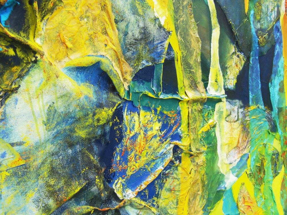 Detail, Seaweed in the Sunshine