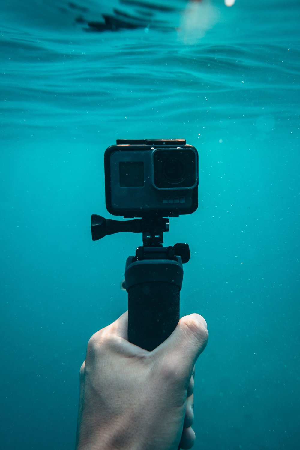 GoPro showcases the capabilities of its products on Instagram.