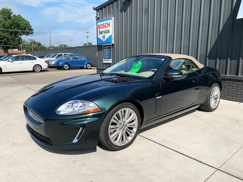 Steve S European Automotive 2010 Jaguar Xk For Sale