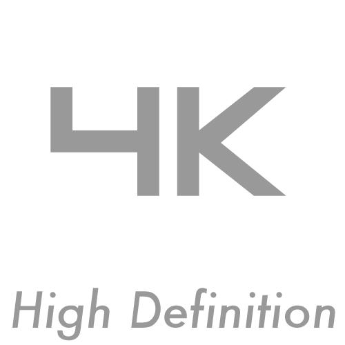 4K Ultra High Definition