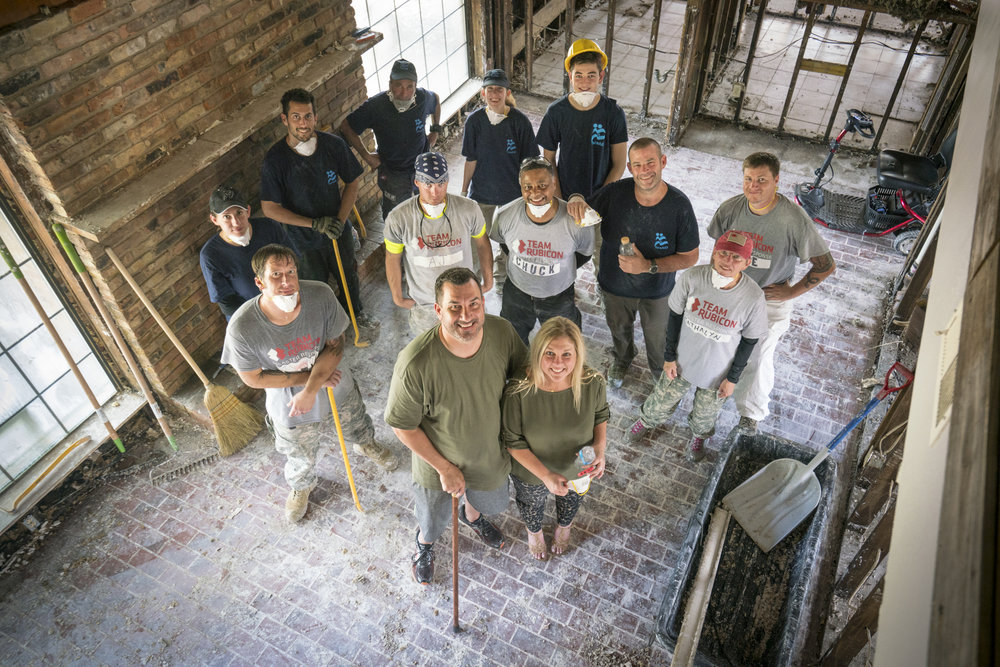 Team Rubicon - Houston
