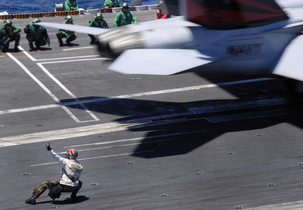U.S. Navy - Pacific Ocean