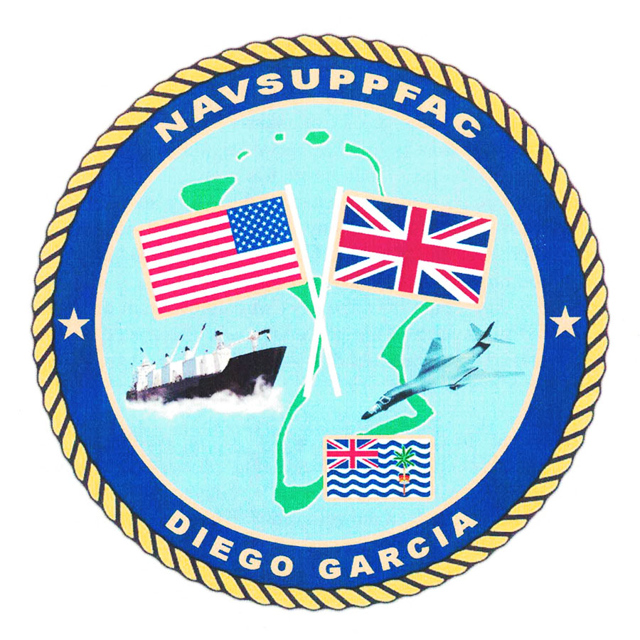 Navy Support Facility Diego Garcia - Official Emblem