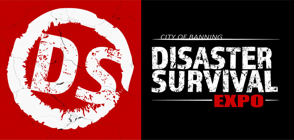 City of Banning: Disaster Expo 2018 Logo Design