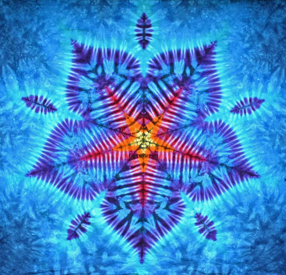 tie dye five pointed star tapestry.jpg