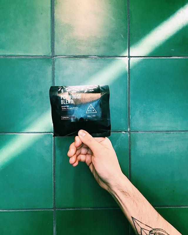 Heaven sent beans👼🏽 __ #paramountcoffeeproject #pcpfairfax #losangelescoffee #houseblend