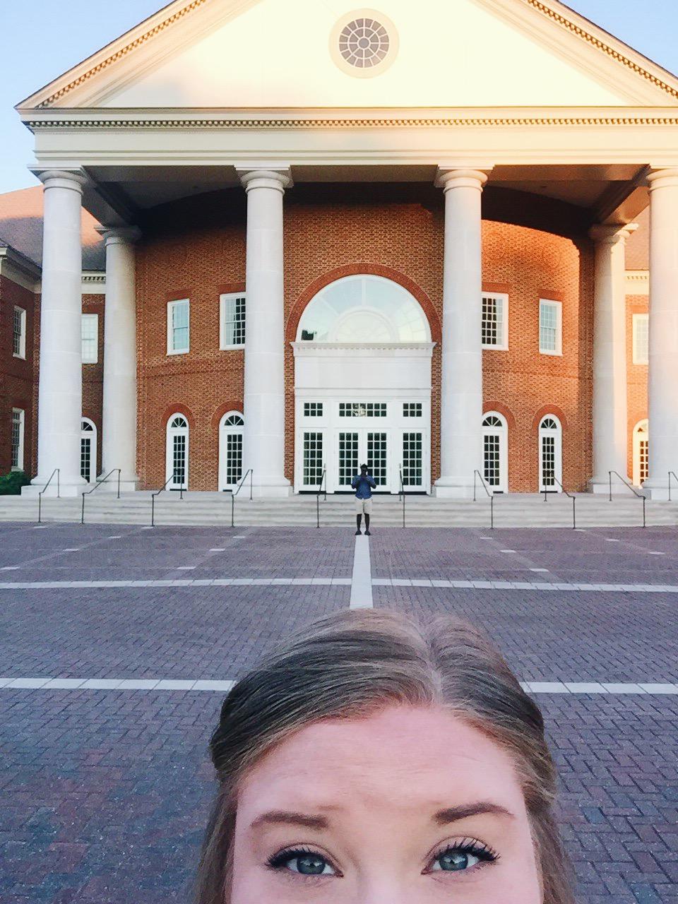 Regent University's Communications Building/Theater... WHAT?
