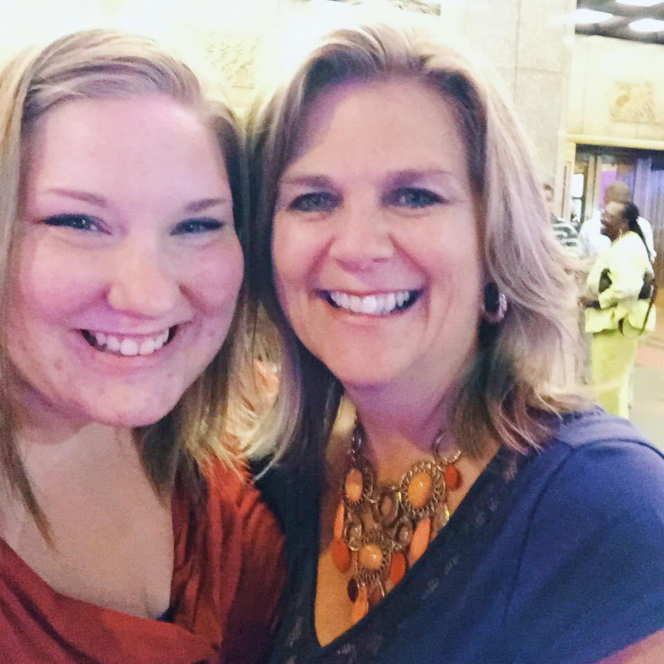 Pastor Jenny! :) She's Dane's mom &was a professor at my school & mentored me throughout college. She's basically amazing.