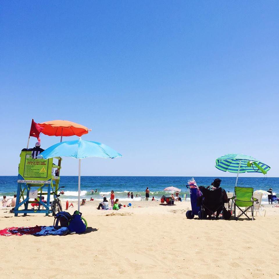 Virginia Beach, Virginia. Such a beautiful day.