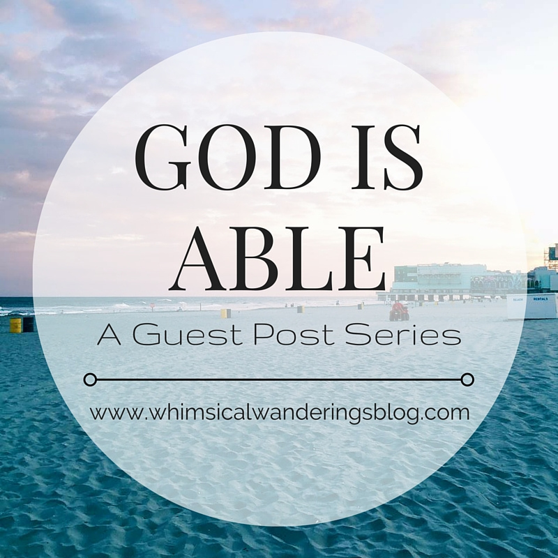 God is Able:Audrey White.jpg