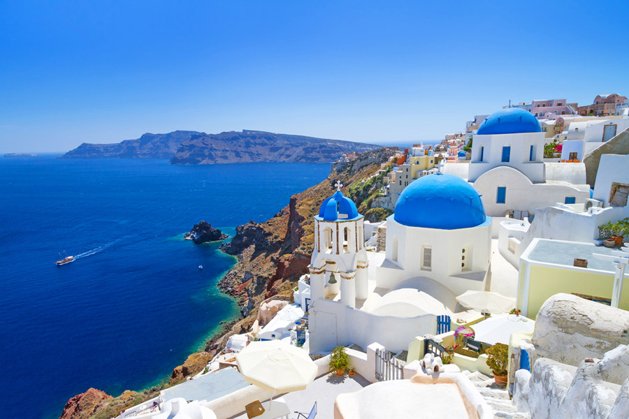 Santorini, Greece, Islands, Greek Islands