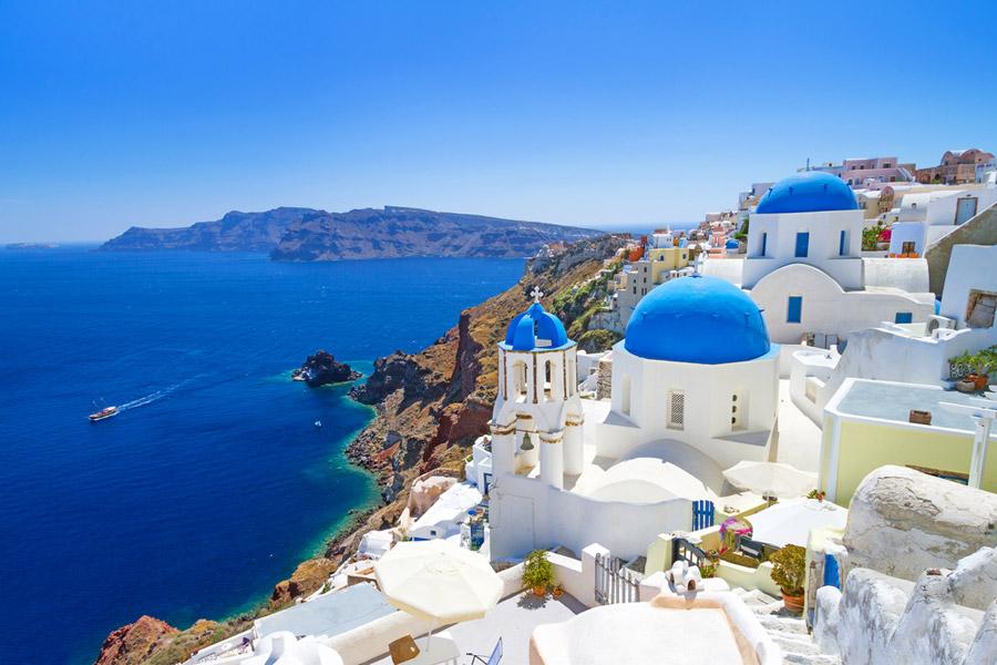 Santorini, Greece, Islands, Greek Islands