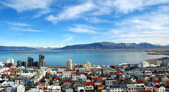 Reykjavik, Iceland, Fjords, Icelandic, Northern Lights