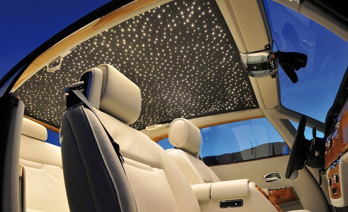 The Rolls-Royce Starlight Headliner