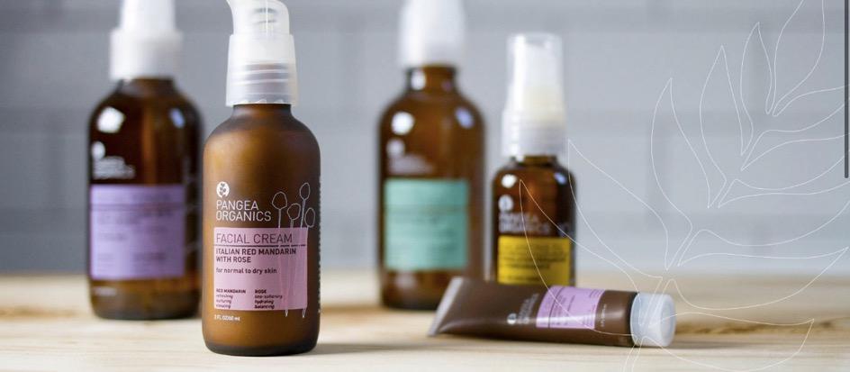 Pangea Organics cosmetics