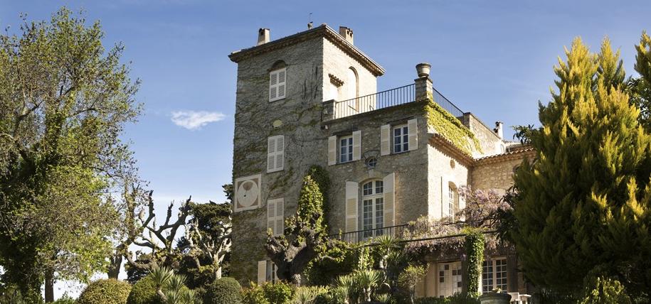 Dior's Château de La Colle Noire