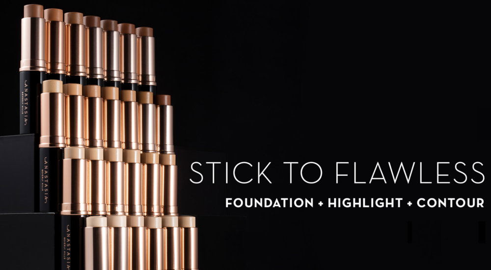 Anastasia Beverly Hills Foundations