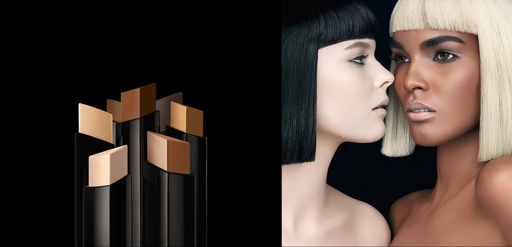 Hourglass Foundation Stick Campaign
