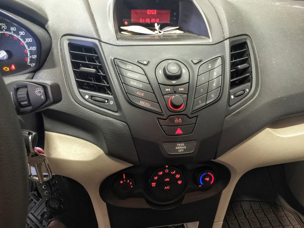 2013 ford fiesta stereo install twelve volt technologies. Black Bedroom Furniture Sets. Home Design Ideas