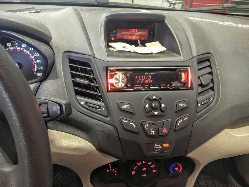 2013 Ford Fiesta Stereo Install \u2014 Twelve Volt Technologiesrh12volttech: Ford Fiesta Radio At Gmaili.net