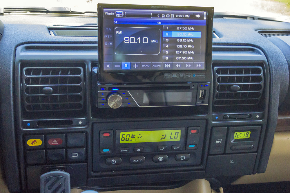 2004 Land Rover Discovery Twelve Volt Technologies