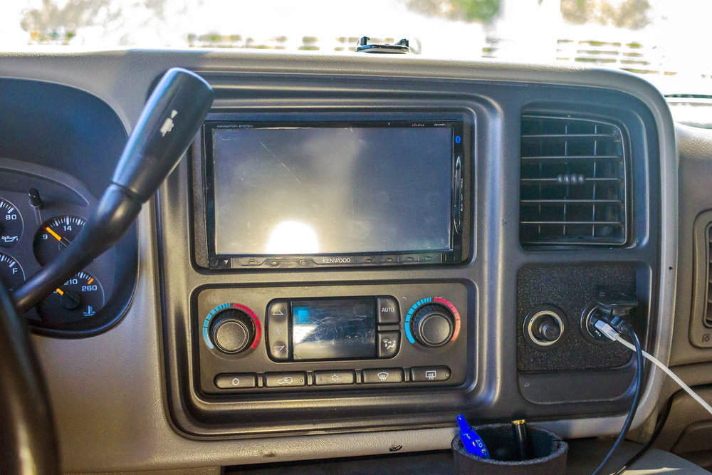 2004 suburban radio replacement