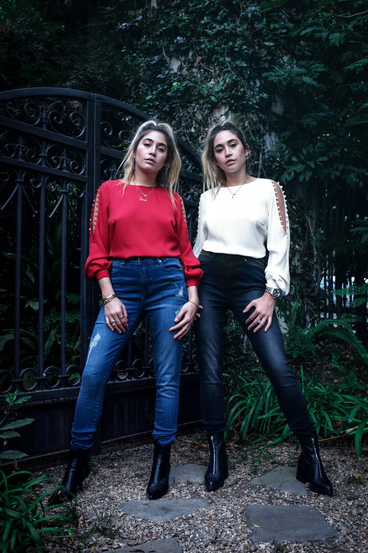 The Kaplan Twins