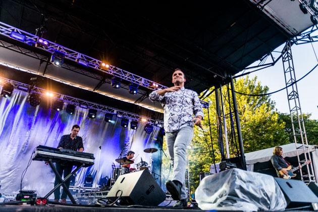 Future Islands - Pitchfork Festival 2015