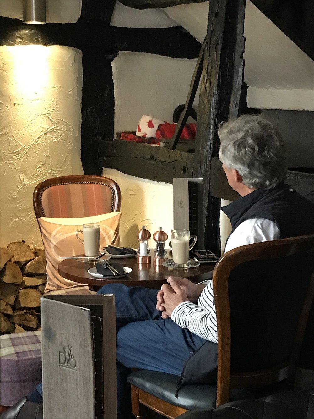 The 1700 yr old pub in Congleton.