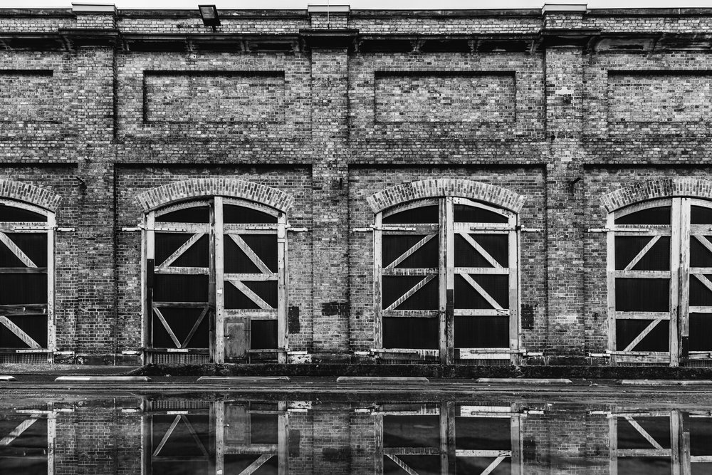 Carriageworks rail yard