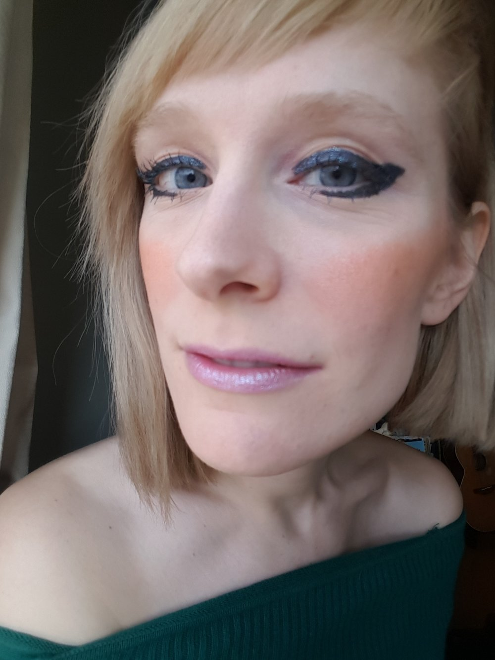 The final look, with all three steps combined from my tutorial. Let me know how it turns out for you! XO