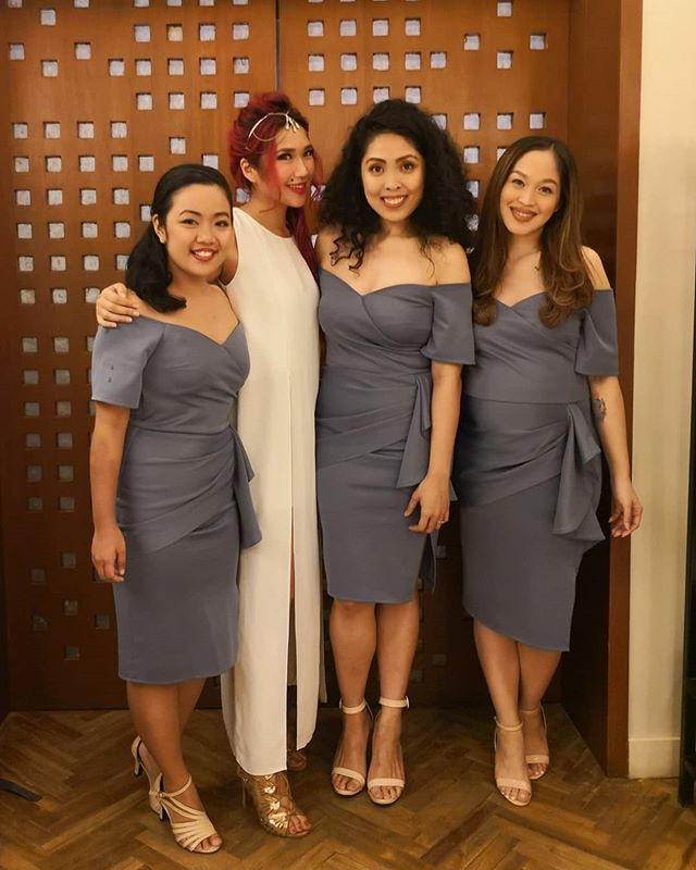 Thank you, Union Bank for having us at your Pantheon: 2018 Club Elite Awards Night yesterday ♥️ Thank you for singing with us, @japi.ags! We missed you, @pinktsinelas! Great seeing you again @heloiselaharpe! We really should get a picture together next time, @issalitton! #Baihana #26Weeks