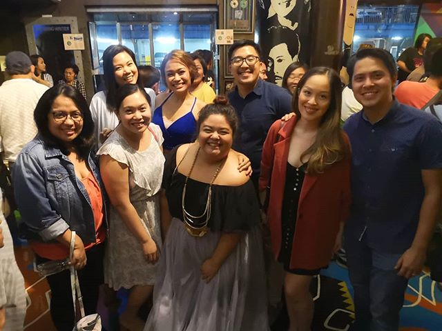 Congratulations to our Kaichy for a successful run of DOM (Dirty Old Musical) ♥️ You were so great on that stage! Love you, Pookie! 🎉  Congratulations also to the entire cast, staff and production team! 🎉 @tataynimiong2 @isayasena @anthonygcastillo @carloorosa Sir @dextermsantos @teawithapen @mykesalomononly @lorainemacatangay @jessetten 👏🏼