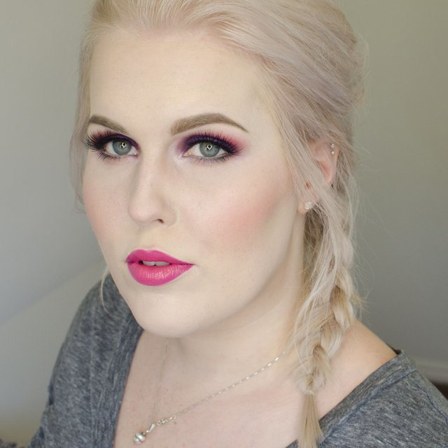 Halloween Elsa Makeup Tutorial
